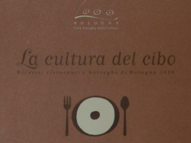 La cultura del cibo
